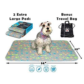 Washable Pee Pads For Dogs Dog Training Pads Whelping Pad Crate