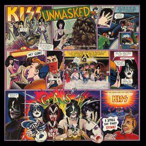Kiss Unmasked Vinyl Lp Album At Discogs Kiss Album Covers