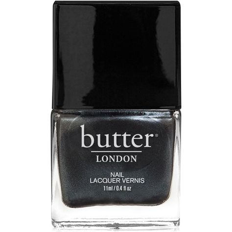 Butter London Nail Lacquer Chimney Sweep London Nails Nails Butter London