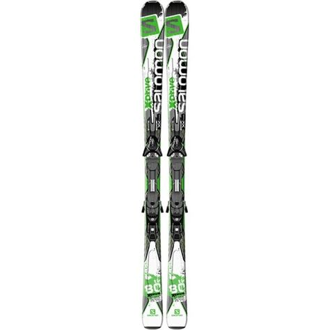 6373b411231027 Salomon X Drive 80 Skier: Advanced skiers who want to fly around with power  and precision | Width underfoot: 79mm | Conditions: Piste and powder |  Special ...