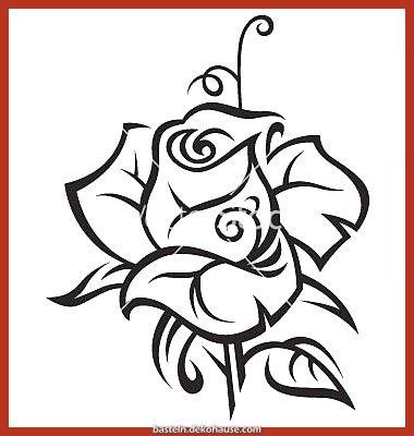 Blumenzeichnung Ausmalbilder Ausdrucken