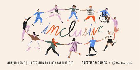 Illustrator Libby Vanderploeg   CreativeMornings