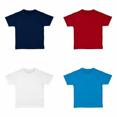 Nakedshirt Childrens//Kids Frog Organic Cotton T-Shirt