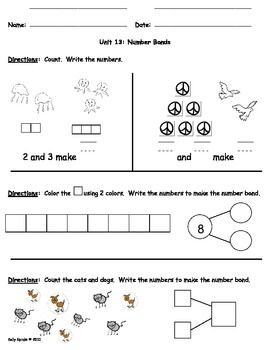 Earlybird Kindergarten Mathematics Assessments Book B Mathematics Math Curriculum Math Assessment