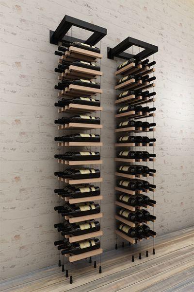Modern Wine Rack