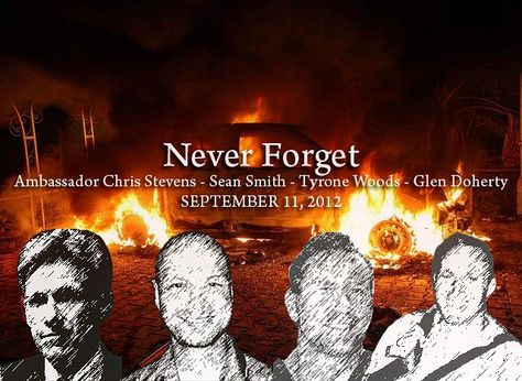 #neverforget #benghazi #911 #fuckhillary by outlaw185