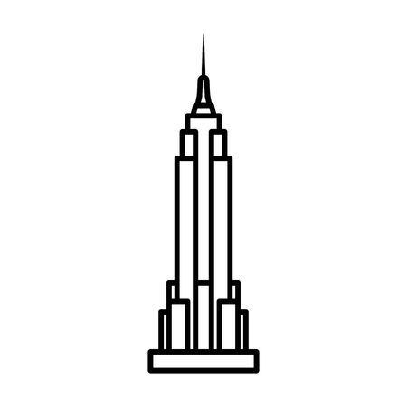 Image Result For Empire State Building Drawing