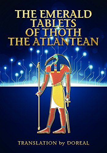 Amazon.com: THE EMERALD TABLETS OF THOTH THE ATLANTEAN eBook