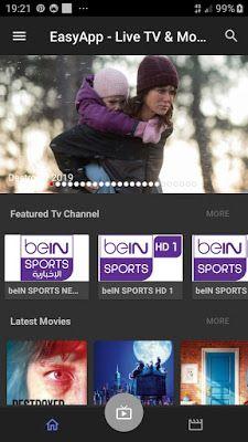 تحميل تطبيقات لمشاهدة القنوات العالمية و العربية و الافلام و المسلسلات 2020 In 2020 Live Tv Tv Channel Latest Movies