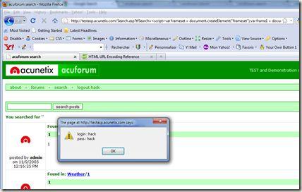 Hacking A Rise 8b0716c7f45bd221e452795f357d2f66 Introducing AcuForum - the extra weak forum Pentesting Website Security