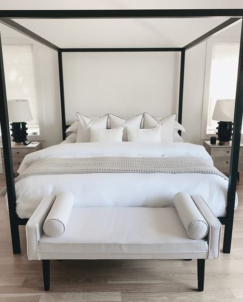 Our Neutral Master Bedroom | The Teacher Diva: a Dallas Fashion Blog featuring Beauty & Lifestyle