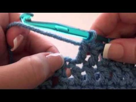 A Common Mistake when Crocheting Beanies or Hats - I did not know this.  Good info, short video! ☼Teresa Restegui http://www.pinterest.com/teretegui/☼