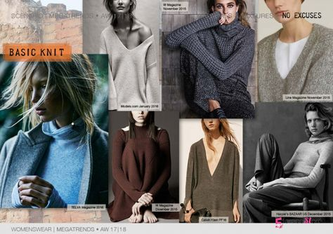 See the new fashion trends forecasting Materials & textures AW