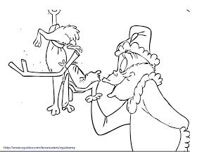 Squid Army Grinch Coloring Pages Grinch Coloring Pages Coloring Pages Christmas Coloring Pages