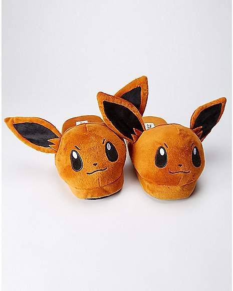 Pokemon Character Slippers Eevee
