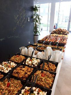 buffet repas traiteur repas