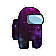 Among Us Crewmate Galaxy Sticker By Eunoia0 In 2021 Cute Patterns Wallpaper Galaxy Artwork Funny Phone Wallpaper