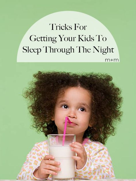 We put a lot of pressure on ourselves to get our kids to meet that milestone as soon as possible (for our own well-being as much as theirs). But experienced parents of multiple children will also tell you that there's a lot of luck involved. In many ways, your kid is either a sleeper... or they aren't.