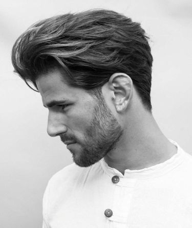 Pin By No Name On Beaute Masculine Medium Length Hair Styles Medium Length Hair Men Haircuts Straight Hair