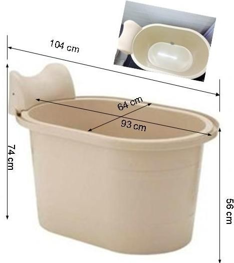 1013 Portable Bath Tub | Bathtub | Pinterest | Bath Tubs, Tubs And Bath
