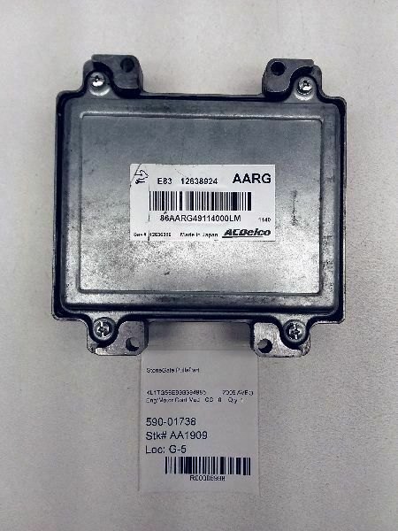 Sponsored Ebay Chevrolet Aveo Engine Computer Ecm Ecu Control
