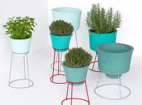 Donnez des airs de jardin à votre intérieur ! | Porte plante | Déco ...