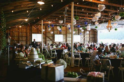 Outdoor Barn Wedding, Maplehurst Farm, Mount Vernon WA