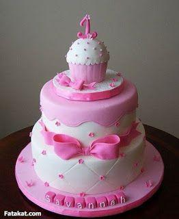 اجمل مجموعة تورتات 2020 تحميل تورتة عيد ميلاد 1st Birthday Cakes Birthday Cake Girls Cake