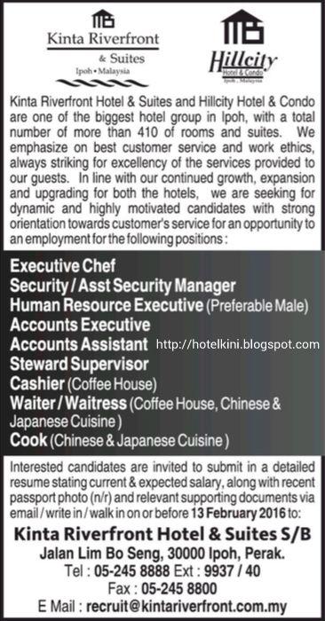 SwissGarden International Hotels Resorts  Inns Jobs Vacancies