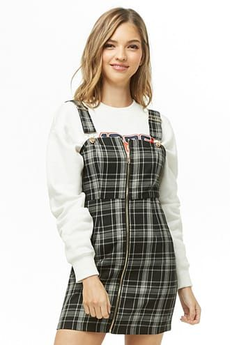 33++ Plaid overall dress information