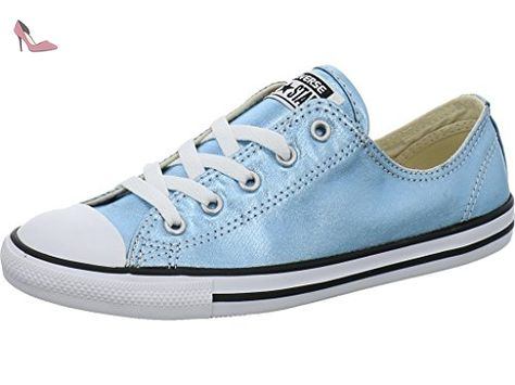 Converse All Star Dainty Ox Chaussures Semelles Fines En ...