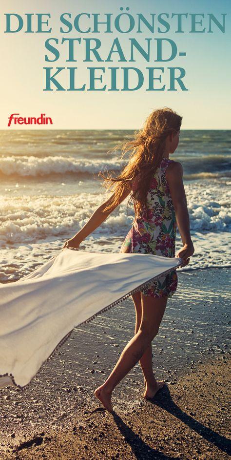 Wenn es in den Sommerurlaub geht, darf eines im Koffer auf keinen Fall fehlen: Strandkleider! Die sommerlich, luftigen Kleider vollenden einfach den perfekten Beach-Look. Wir zeigen Ihnen die schönsten Strandkleider dieser Saison