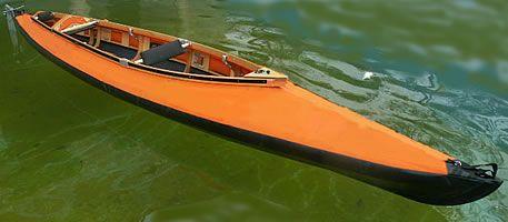 Deep Orange Trojak Iii D Family Basic Tandem Seater Touring