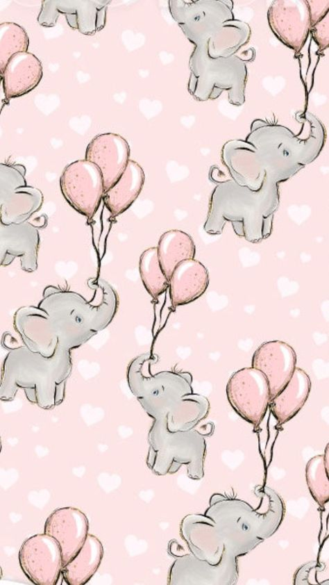 Pinterest Enchanted In Pink Baby Elephant Elephant
