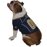 e5681adc0 St. Louis Rams  00 Mesh  Bulldog Pet  Jersey - Navy Blue  Football  NFL   NFLDogProducts  NFLPetProducts  Do…