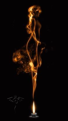 Decent Image Scraps: Smoke Animation