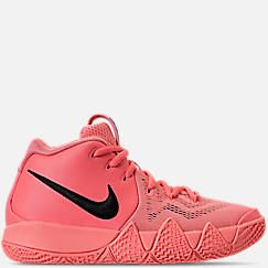 brand new fba21 5bb52 Boys' Grade School Nike Kyrie 4 Basketball Shoes | shoes in ...