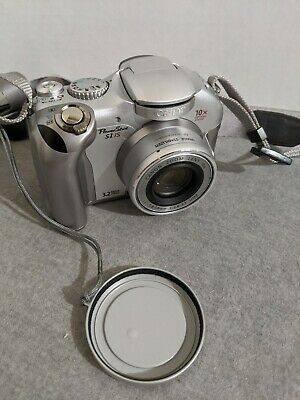 Canon Powershot S1 Is 3 2 Mp Digital Camera W 10x Image Digital Camera Powershot Canon Powershot