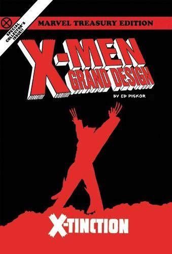 Download Pdf X Men Grand Design X Tinction Free Epub Mobi Ebooks X Men Got Books Book Addict