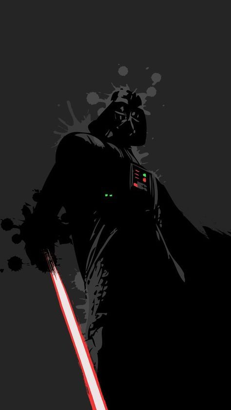 Tap And Get The Free App Art Creative Darth Vader Star Wars Abstract Lightsaber Hd Iphone Wallpaper Imagens Star Wars Imagens Marvel Star Wars Personagens