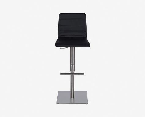 Pleasing Leiv Adjustable Barstool Dining Seating Adjustable Bar Ocoug Best Dining Table And Chair Ideas Images Ocougorg