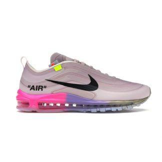 Nike Air Max 97 Off White Elemental Rose Serena Queen Aj4585 600