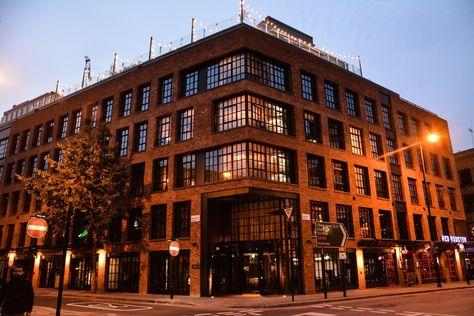 The Curtain Hotel London In Shoreditch London Hotels Hotel London