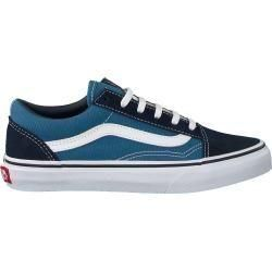 Vans Sneaker Uy Old Skool Navy True With Blau Madchen Vans In 2020 Vans Sneaker Vans Vans Girls