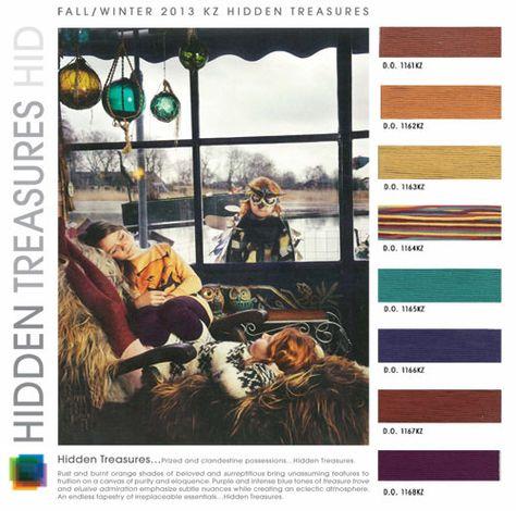 children's contemporary market fall winter 2013 2014 color trends, 6