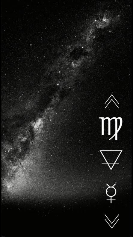 Virgos Are Very Faithful Astrology Quotes Wallpaper Virgo Zodiac Virgo Constellation Witch Wallpaper