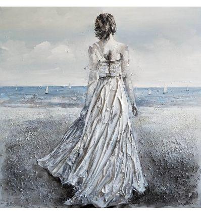 [43+] Schilderij Foto Vrouw