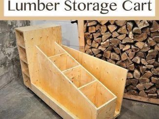 Plans De Projets De Bois Gratuits Concus Pour Les Menuisiers Debutants Menuiserie Lumber Storage Easy Woodworking Projects Woodworking Basics