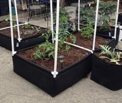 Geoplanter Fabric Raised Beds Raised Beds Raised Garden Beds