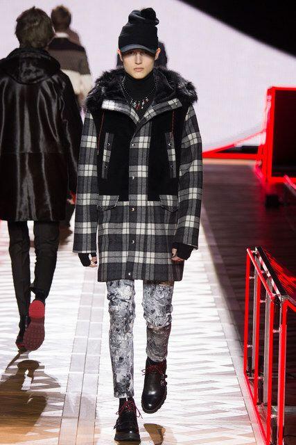 Dior Homme Fall 2016 #dior #diorhomme #fashion #menswear #fall2016